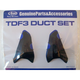 TDF DUCT-3 SET Diamond-Black
