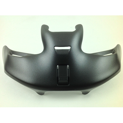 ACR2 DUCT Black-Frost, Vector-2 Rear Vent.