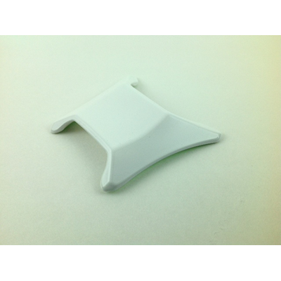 VX-PRO4, TOP-DUCT, CENTER FRONT, WHITE