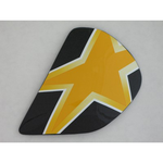 SAJ HOLDER SET, Starflag Yellow *DISCONTINUED
