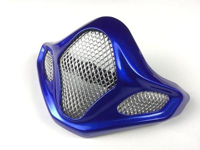 Arai Vx Pro 3 >> VX-PRO4, CHINBAR VENT CAP W/ GRILL, BARCIA BLUE - Arai Helmets