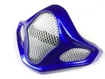 VX-PRO4, CHINBAR VENT CAP W/ GRILL, 16 BLUE (Tickle Blue)