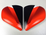 VAS HOLDER/POD SET, DUCATI RED ARROW