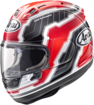 CX Mamola Edge Red - Front