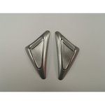 FF3DuctRearSet Aluminum-Slv DISCONTINUED*