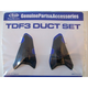 TDF DUCT-3 SET Smoke